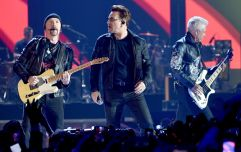 Ireland's richest entertainers have been revealed, with U2 taking top spot