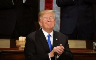 Trump's State of the Union speech went down very well, but he dropped some bombshells