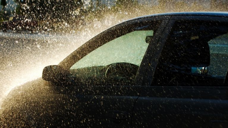 Rainfall warning extended to seven more counties