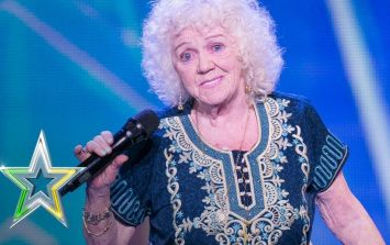 WATCH: 81-year-old Evelyn had the nation in tears on the first episode of Ireland's Got Talent