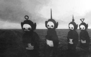 WATCH: This episode of Tellytubbies was so creepy it was banned from TV