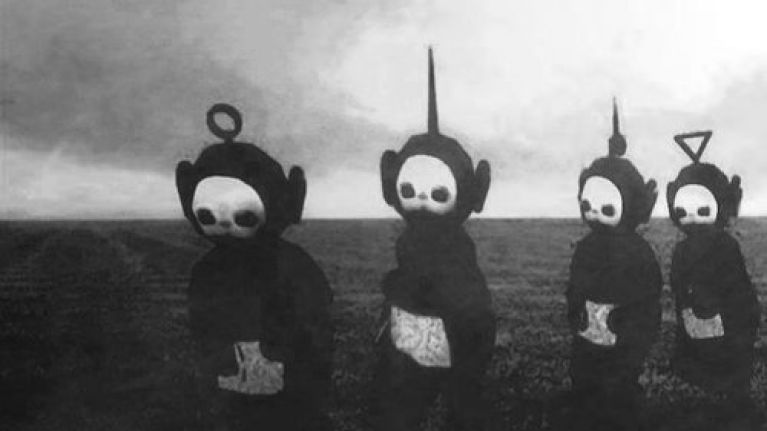Watch This Episode Of Tellytubbies Was So Creepy It Was Banned From
