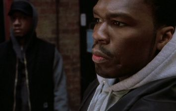 """EXCLUSIVE: """"You're f*cking shit!"""" - 50 Cent reminisces on 'advice' given by Oscar-nominated Irish director"""