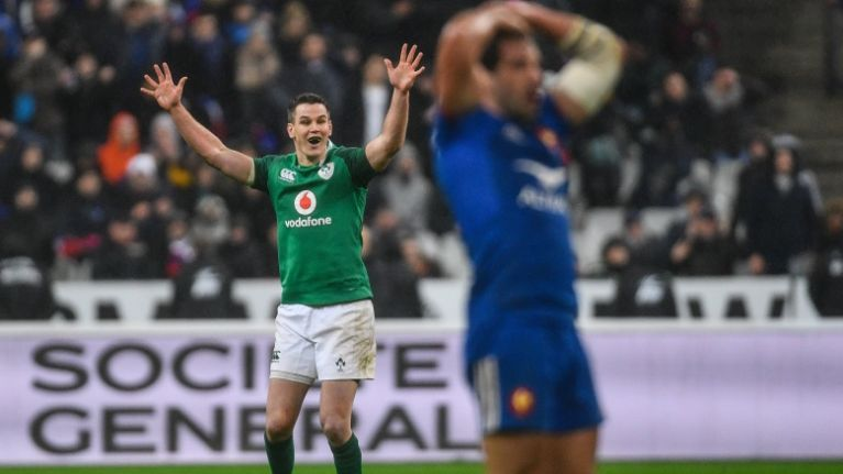 41 heroic phases, Johnny Sexton magic, and how Ireland can improve during the Six Nations