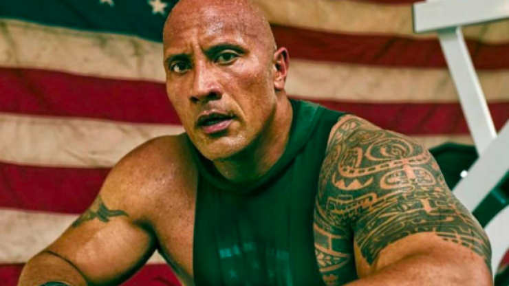 Dwayne Johnson is making, starring in and producing a Ninja Warrior-inspired game show called The Titan Games