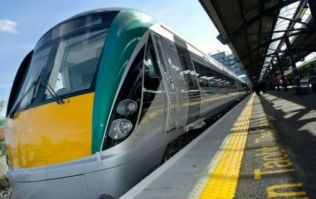 "Dublin-bound commuter trains rerouted due to ""anti-social behaviour"""