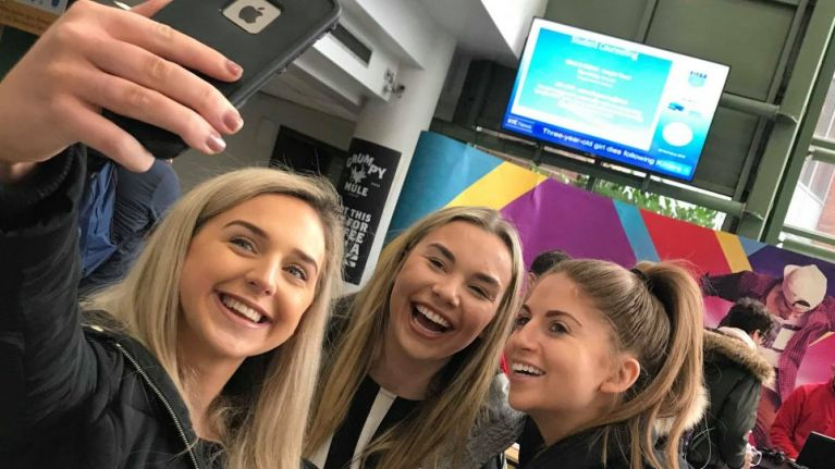 WIN: A brand new iPhone 8 is up for grabs at Limerick IT campus on 13 February