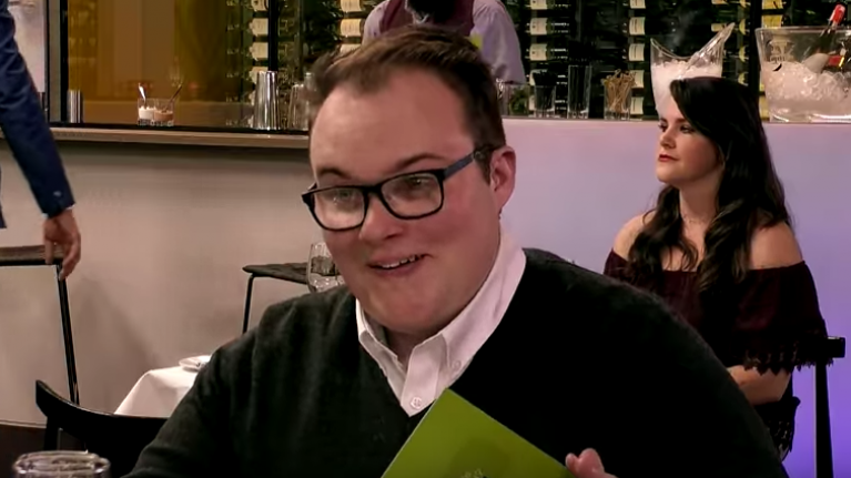 WATCH: The fussiest eater of all time appeared on First Dates Ireland on Tuesday night