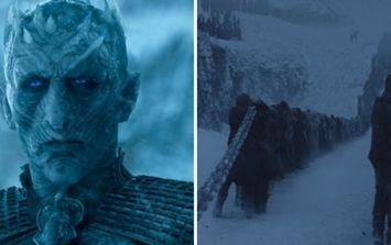 We might finally know where the Night King got those chains from