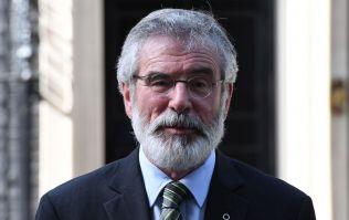 Gerry Adams has officially stepped down as Sinn Féin leader