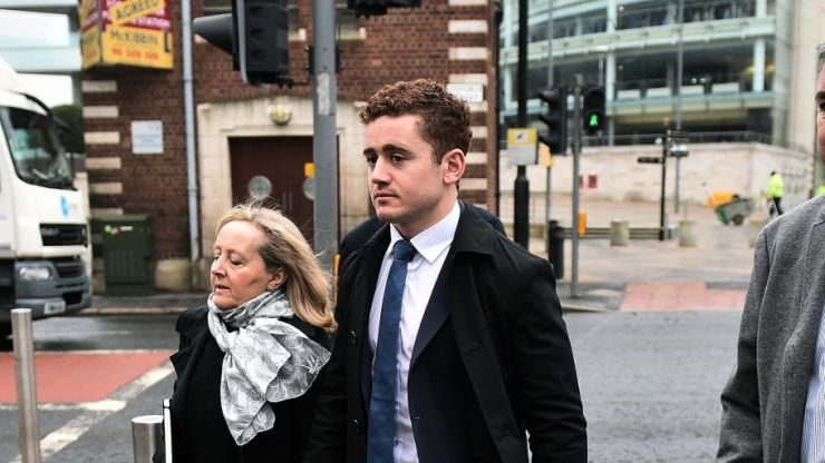 """Woman tells Belfast court: """"I was raped - I don't think I can make myself more clear"""""""