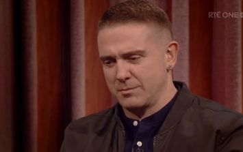 Viewers were gripped by Damien Dempsey's powerful interview on the Tommy Tiernan show