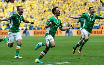 FAI release never-before-seen footage of Wes Hoolahan's most famous goal in retirement tribute