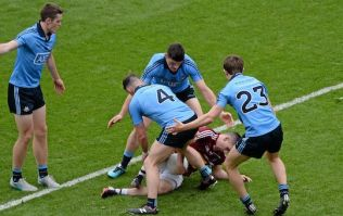 """Dublin play 15 behind the ball. People talk about their attacking football but it's a myth"""