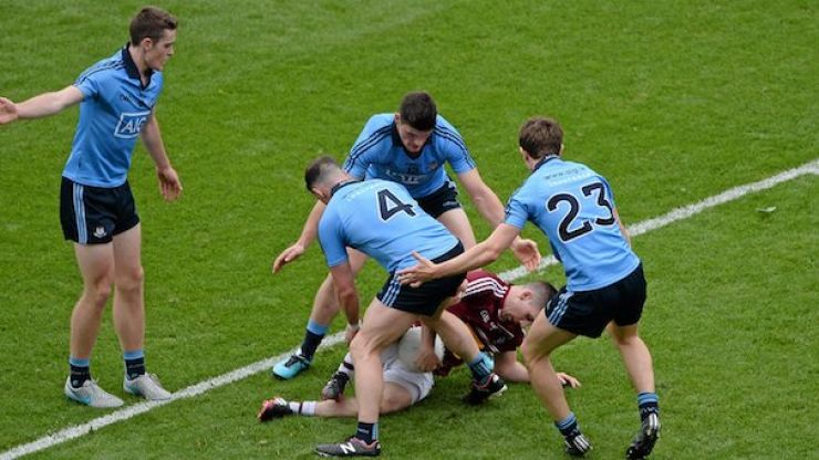 """""""Dublin play 15 behind the ball. People talk about their attacking football but it's a myth"""""""