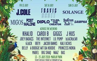 Longitude have revealed the stage times for this year's event