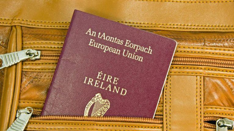 Here's how powerful your Irish passport is
