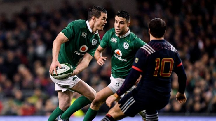Ireland v France preview and Ireland's Six Nations chances on The Hard Yards
