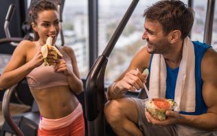 Here's what you should be eating before and after working out