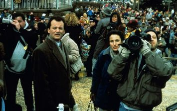 Bill Murray disliked Groundhog Day so much he didn't speak to its director for over 20 years