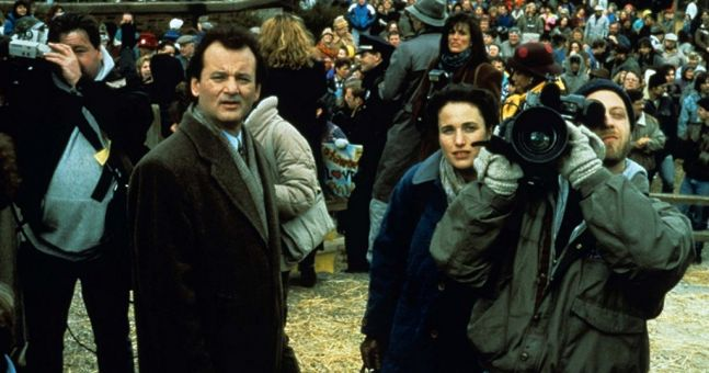 Bill Murray disliked Groundhog Day so much he didn't speak to its