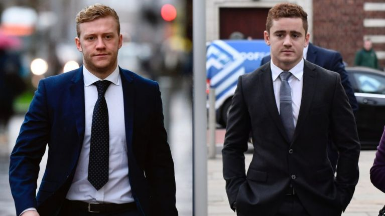 Anatomy of a night out: Read the WhatsApp and text messages sent by Jackson, Olding, McIIroy, Harrison and others as heard by the jury