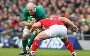 Paul O'Connell and Joe Schmidt recall their earliest rugby memories