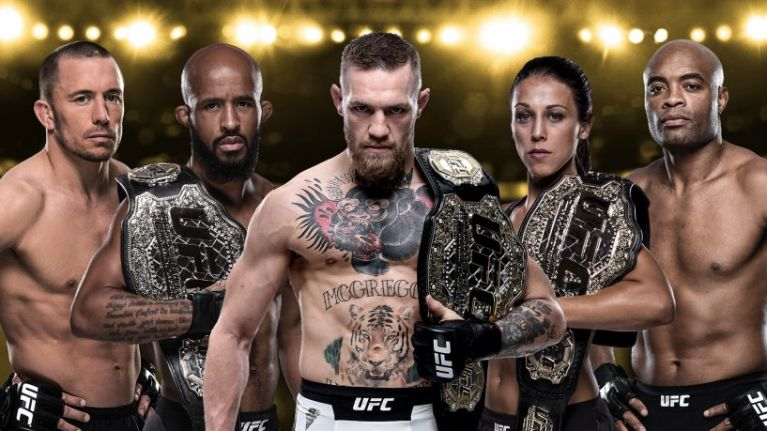 Competition: Win a copy of UFC 3
