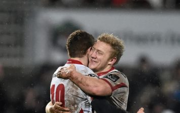 Ulster rugby players release statement on Paddy Jackson and Stuart Olding departure