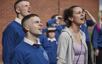 G'wan the lads! Turns out The Young Offenders TV show is already a huge hit