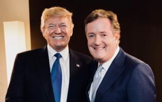 Piers Morgan in spectacular self-own as he tweets graphic cartoon depicting him and Donald Trump