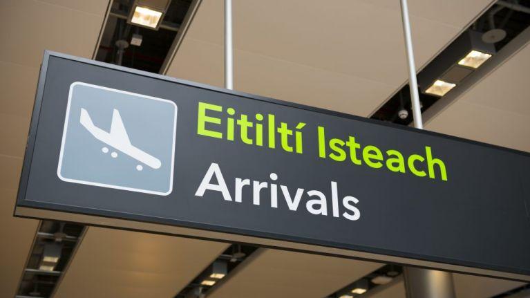 Dublin Airport announces cancelled flights due to Storm Callum