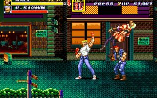 Streets Of Rage fans should start getting very excited for this new game