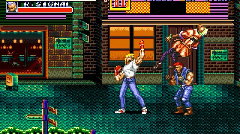 Análise Retro Game] - Streets Of Rage 2 - Mega Drive