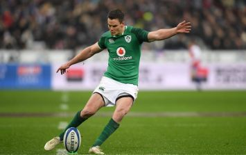Johnny Sexton's last minute drop goal gets Ireland's Six Nations campaign off to a flier