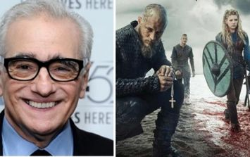Martin Scorsese is making a new TV show with the writer of Vikings