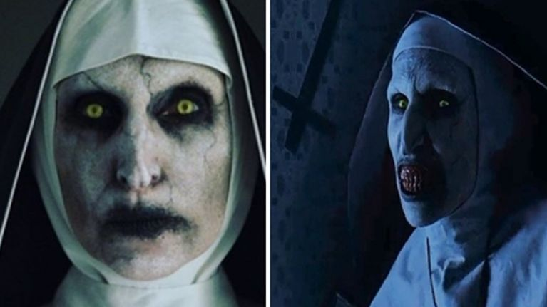 the plot details for the nun have been revealed and a sequel is ...