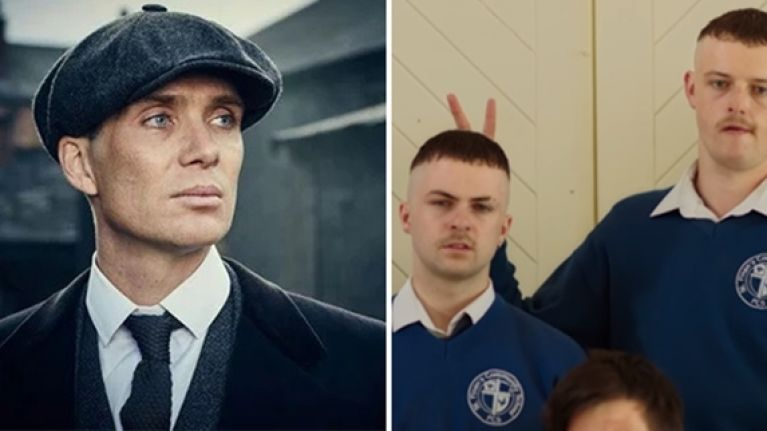 The Young Offenders really want Cillian Murphy to appear in the show