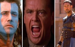 Here are the worst-reviewed films that were all nominated for Best Picture at the Oscars