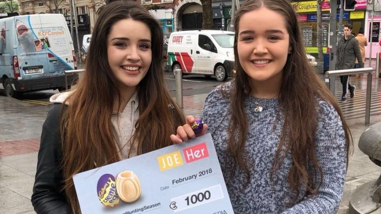 You could win €1,000 if you're in Kilkenny on 21 February