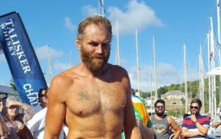 WATCH: Former Leinster and Connacht rugby star successfully completes epic 4,800km row across Atlantic Ocean