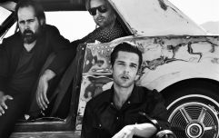 The Killers have just announced a massive Dublin gig this summer