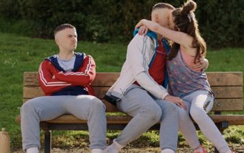The very NSFW scene from The Young Offenders had people in stitches