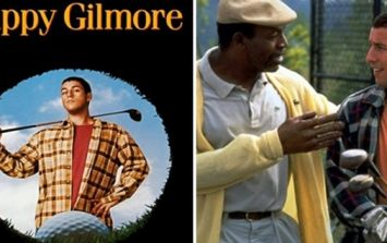 QUIZ: Name the missing word from these famous Happy Gilmore quotes