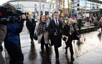 A week inside Courtroom 12 for the Paddy Jackson and Stuart Olding trial