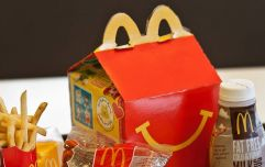 Cheeseburgers will NOT be removed from McDonald's Happy Meals in Ireland