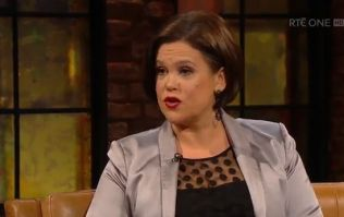 There was a lot of love for Mary Lou McDonald on The Late Late Show