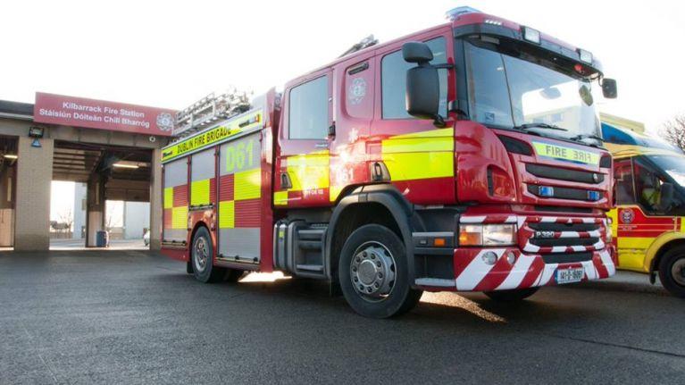 Dublin Fire Brigade warns Irish public of the dangers of 'gincidents'