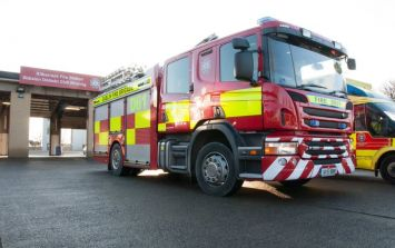 Dublin Fire Brigade warns Irish public of the dangers of 'gincidents'
