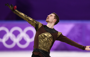 Olympic figure skater goes viral as he performs to Game of Thrones music